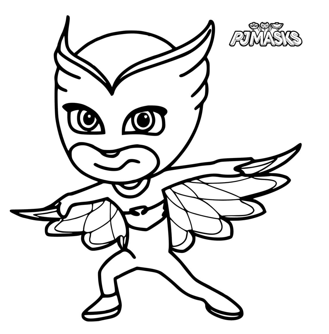 coloring masks pj masks coloring pages to download and print for free coloring masks 1 1