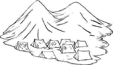 coloring mountain geography blog letter m coloring pages mountain coloring