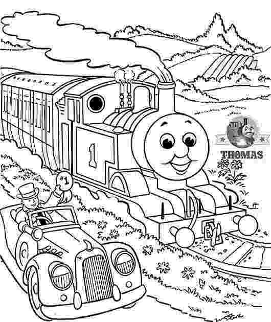 coloring online thomas 30 free printable thomas the train coloring pages thomas coloring online