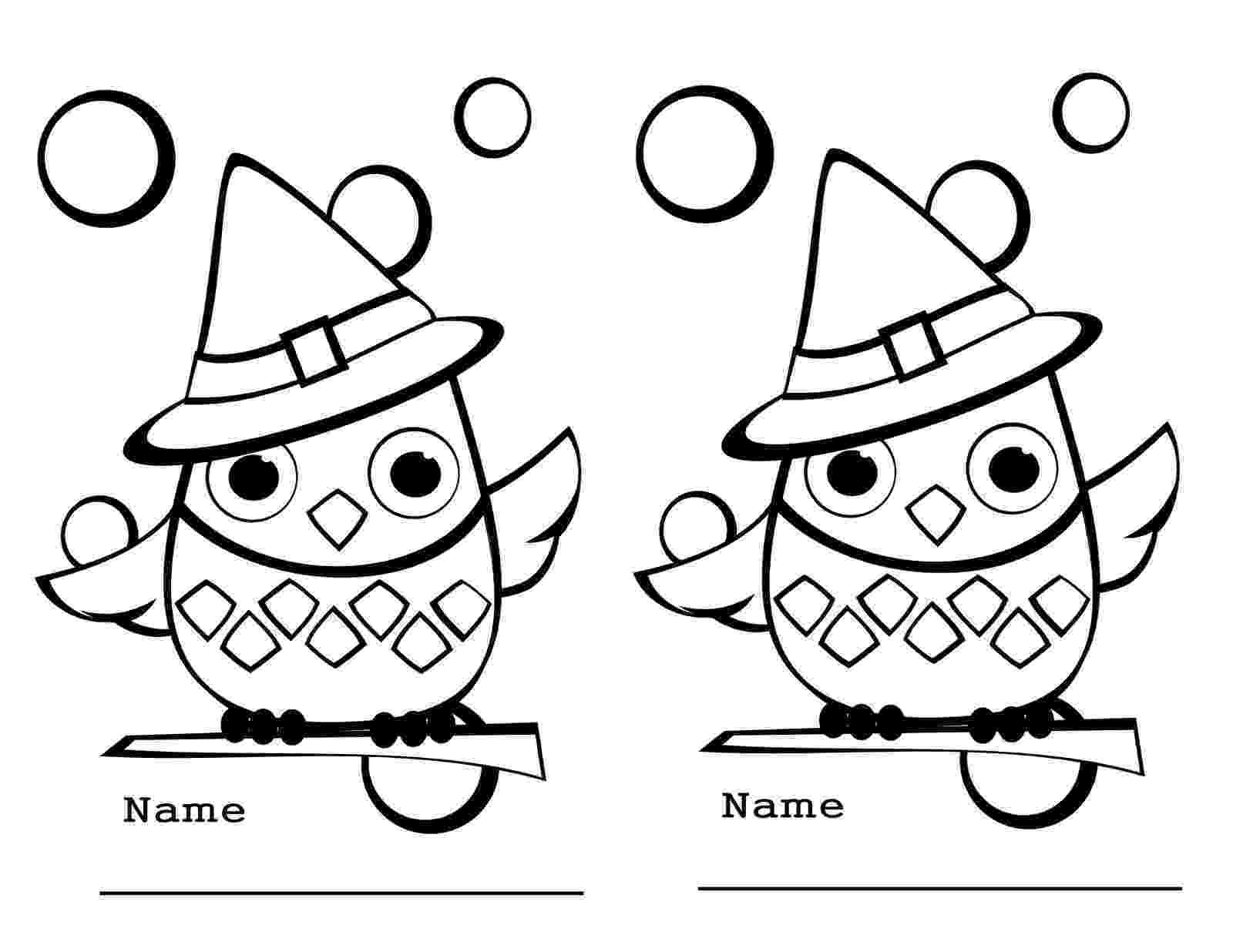 coloring owl januari 2012 owl coloring
