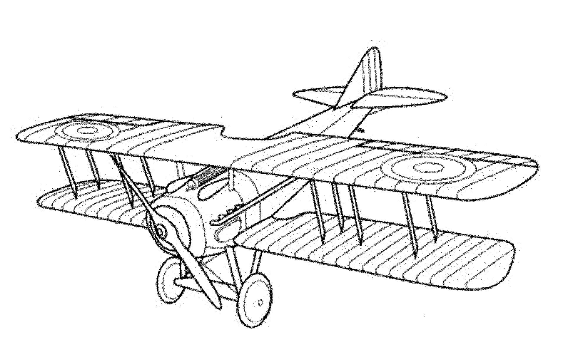 coloring page airplane free printable airplane coloring pages for kids airplane coloring page