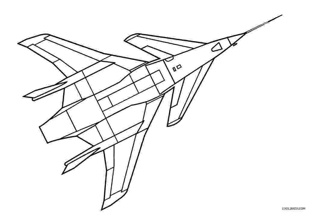 coloring page airplane free printable airplane coloring pages for kids cool2bkids coloring airplane page 1 3