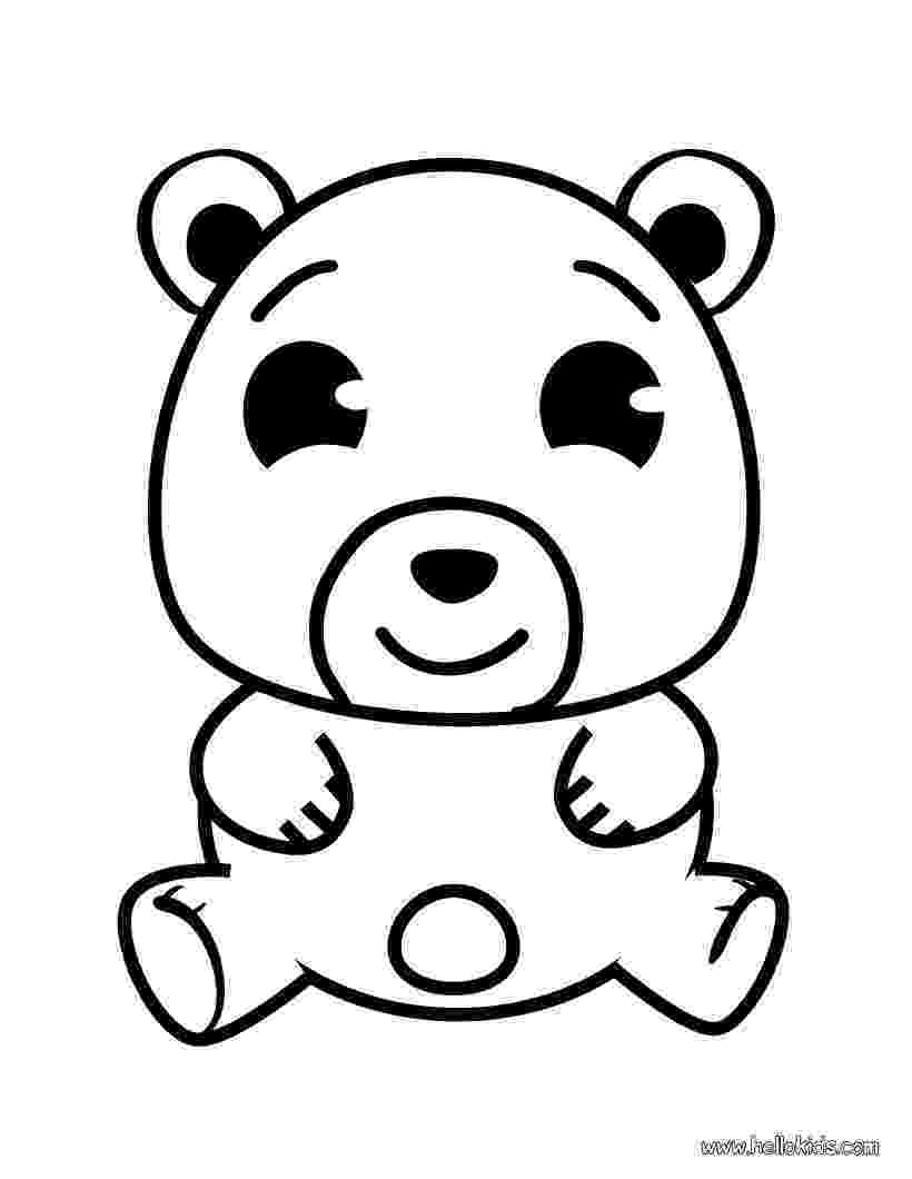 coloring page bear bear coloring pages hellokidscom page bear coloring