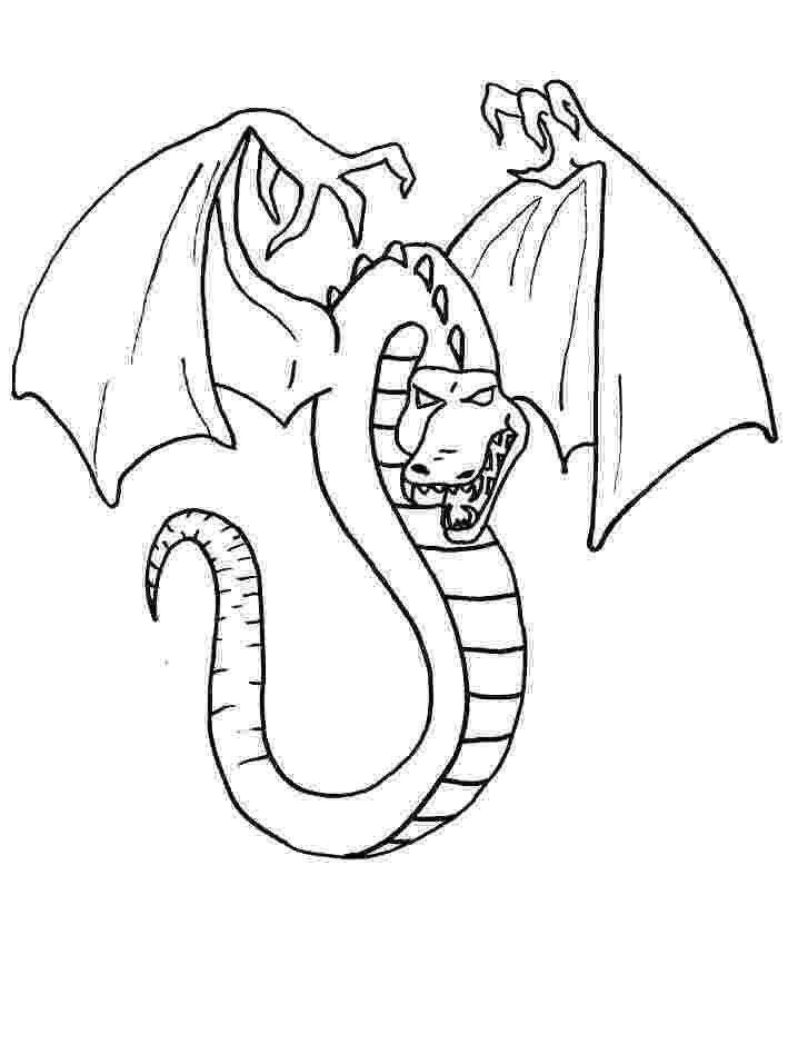 coloring page dragon printable dragon coloring pages for kids cool2bkids coloring page dragon