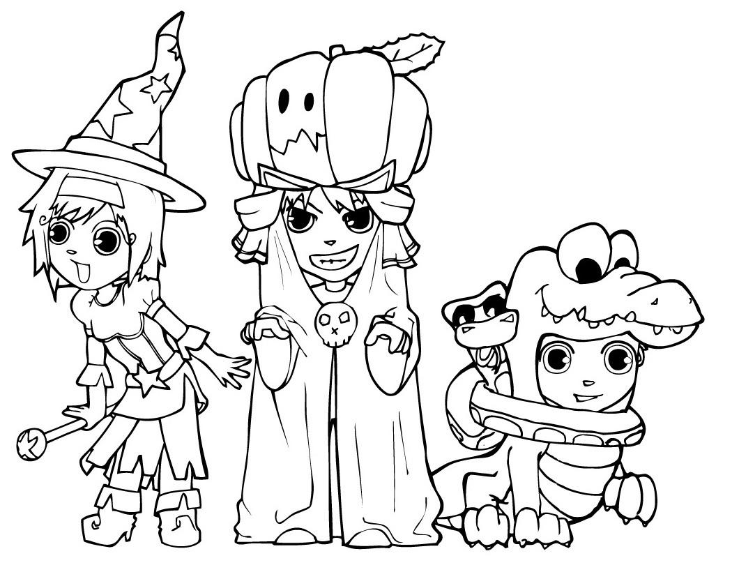 coloring page halloween printable halloween coloring pages free printable halloween halloween coloring page printable