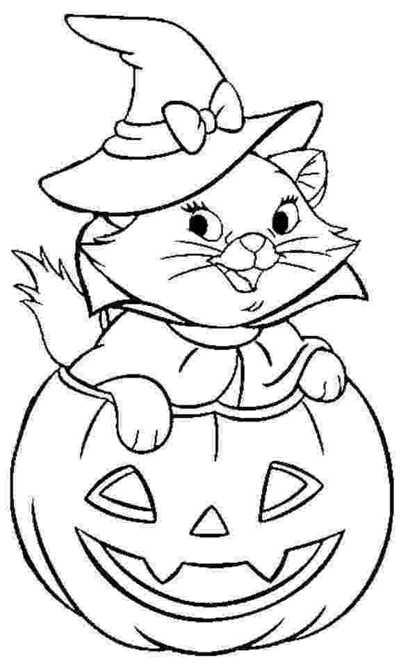 coloring page halloween printable halloween coloring pages free printable halloween halloween printable coloring page
