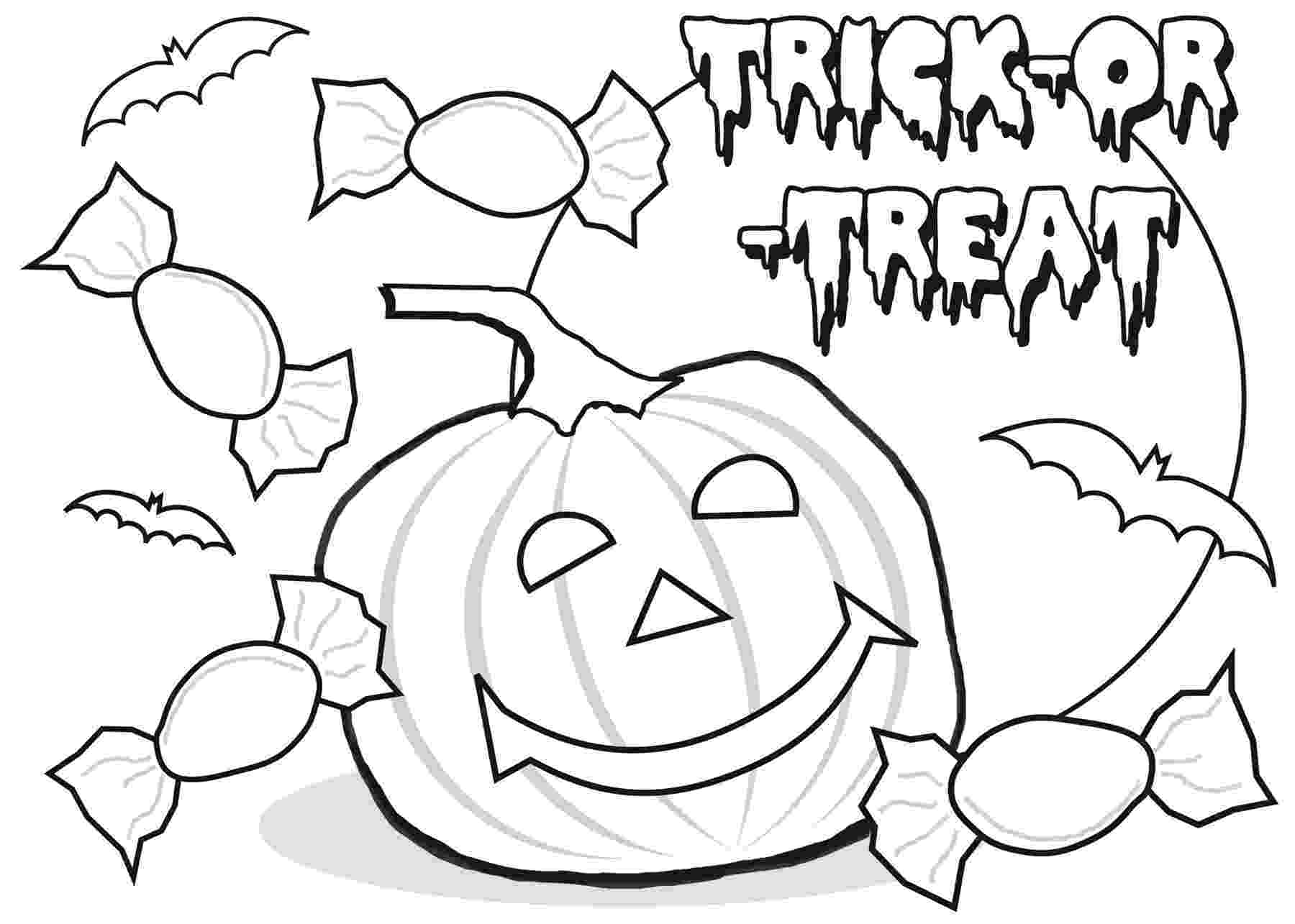 coloring page halloween printable halloween coloring pages getcoloringpagescom printable halloween coloring page