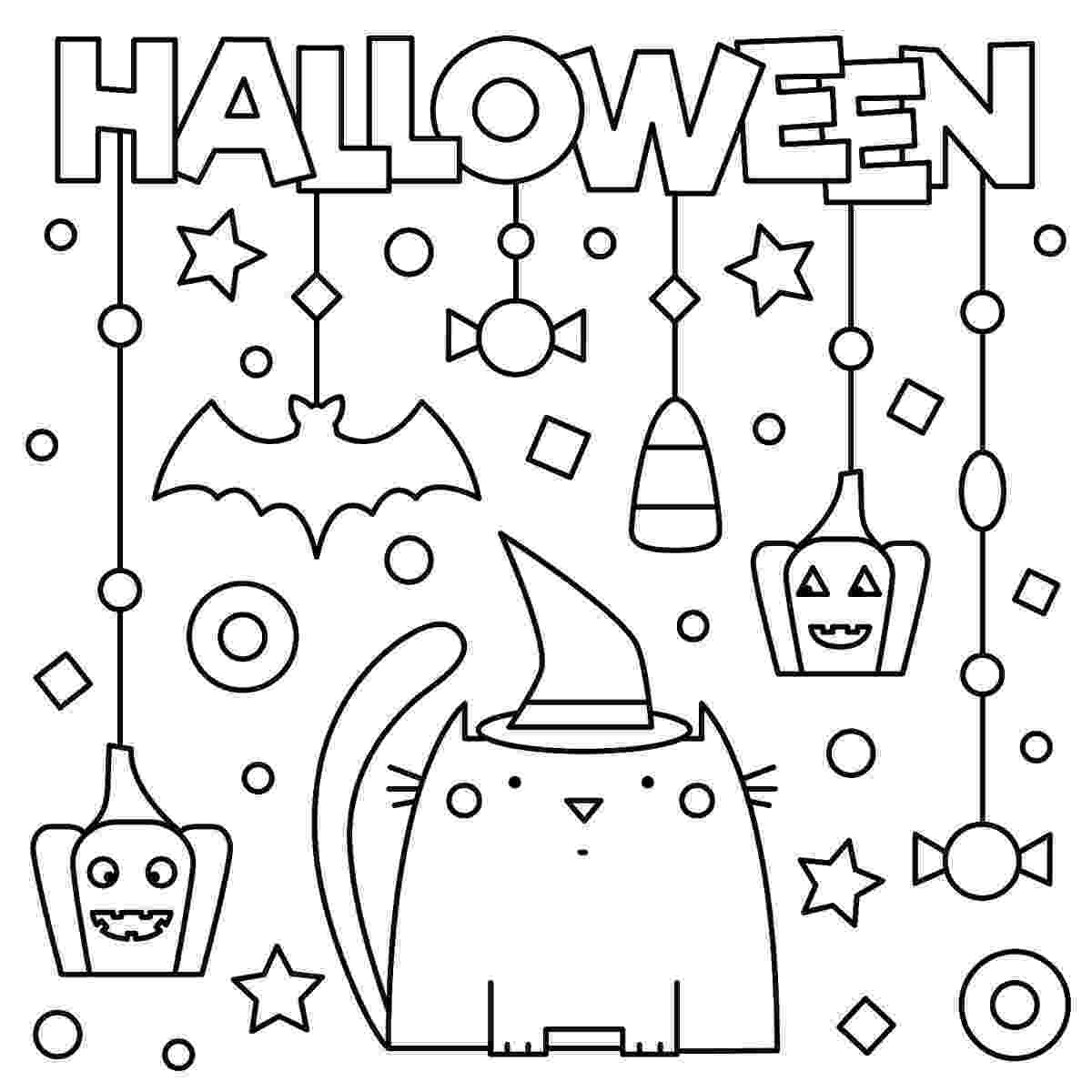 coloring page halloween printable halloween printable coloring pages minnesota miranda coloring halloween page printable