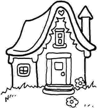 coloring page house printable haunted house coloring pages for kids cool2bkids house page coloring
