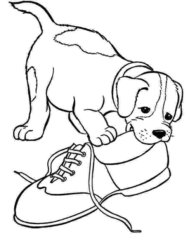 coloring page of a dog free printable dog coloring pages for kids coloring page a dog of
