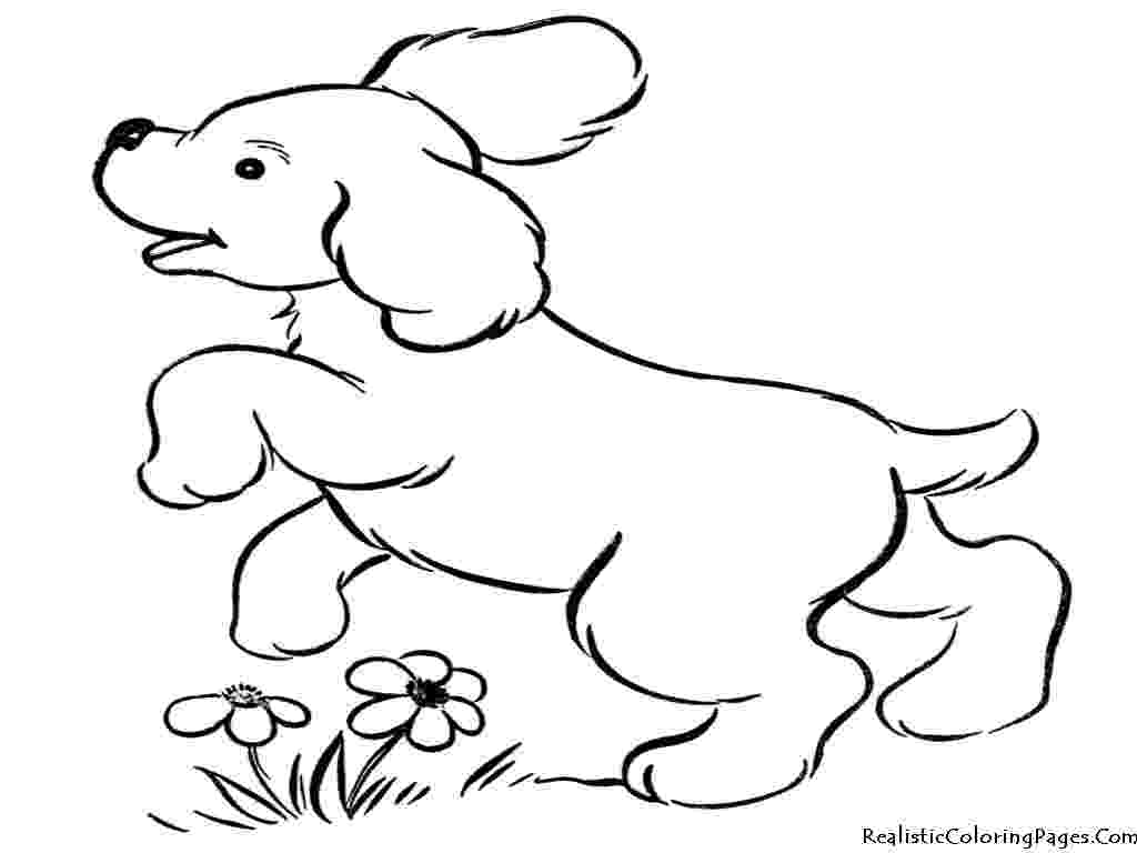 coloring page of a dog free printable dog coloring pages for kids page of a coloring dog