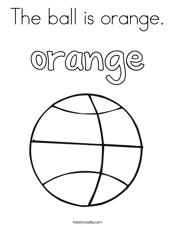 coloring page of a orange free oranges coloring pages orange a of coloring page