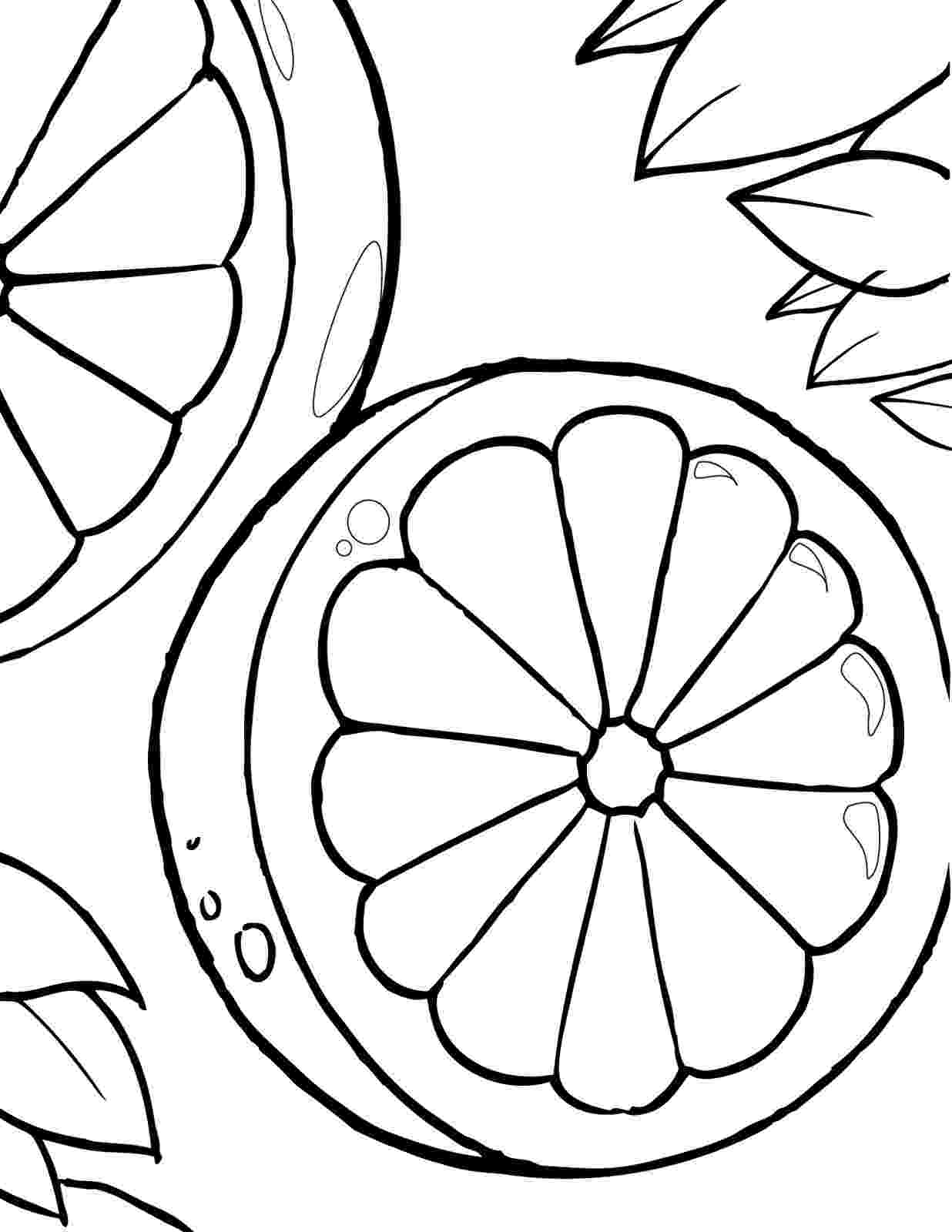 coloring page of a orange orange coloring pages hellokidscom of a page orange coloring