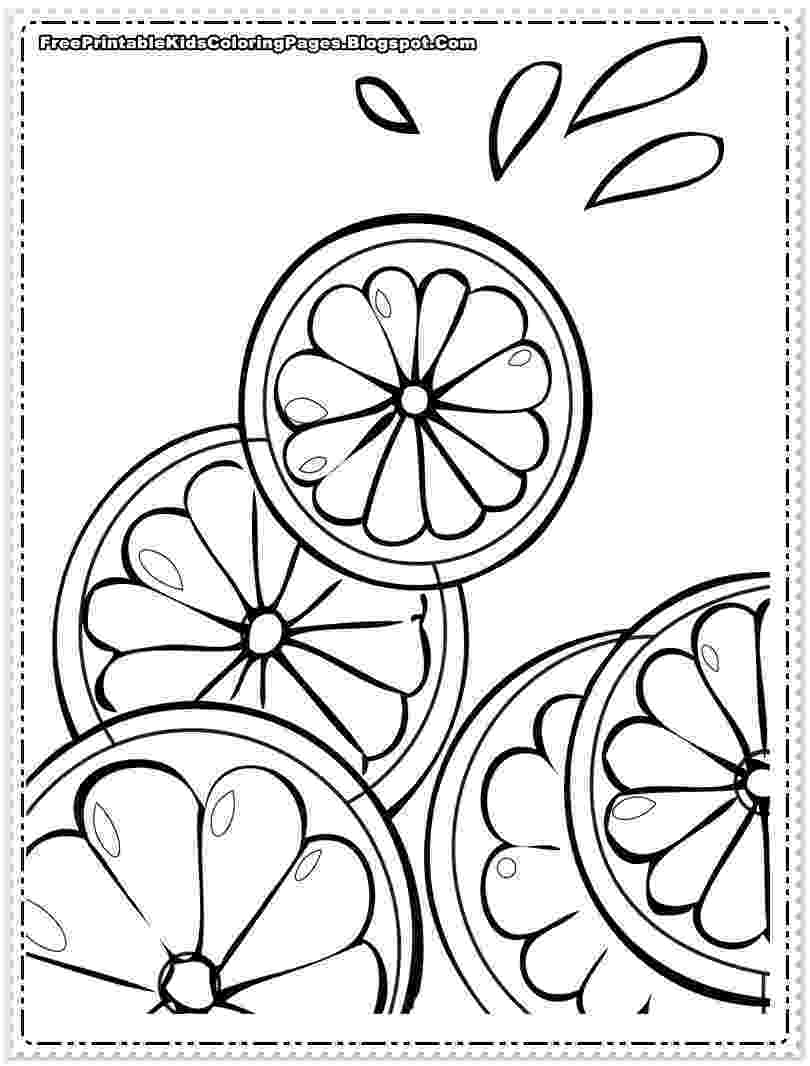 coloring page of a orange print free fruit orange s3916 coloring pages orange orange coloring of page a