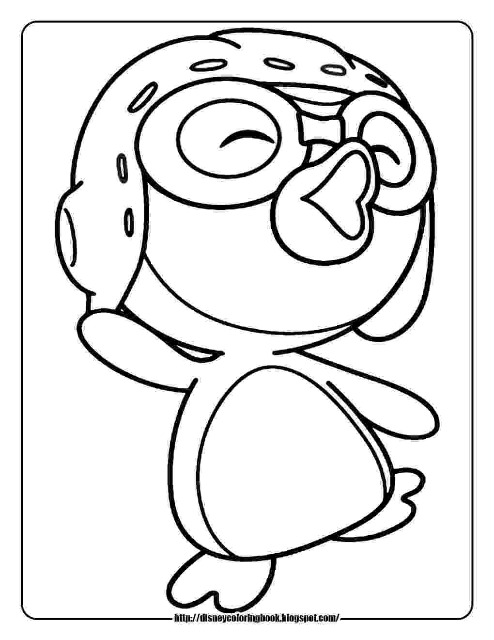 coloring page of penguin free printable penguin coloring pages for kids penguin of coloring page