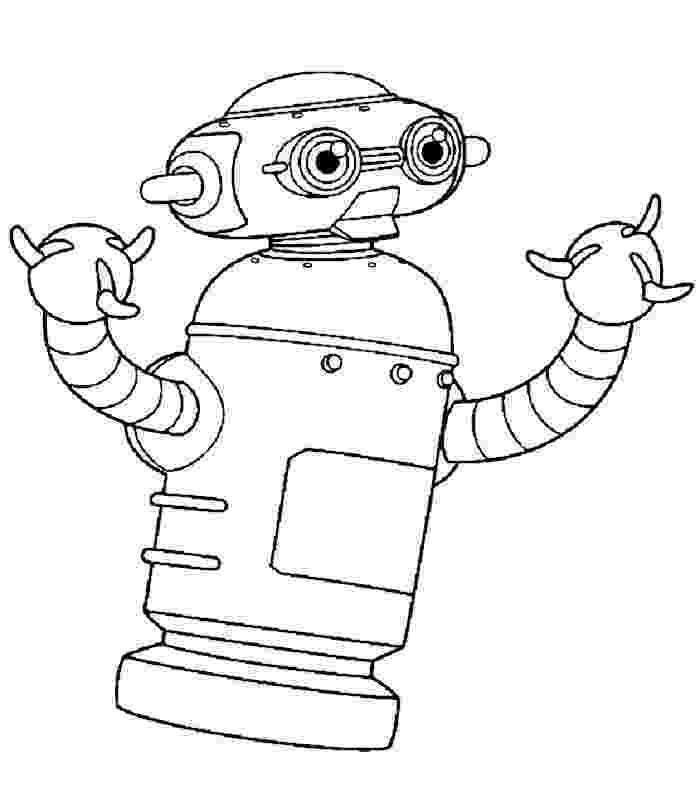 coloring page robot free printable robot coloring pages for kids coloring page robot