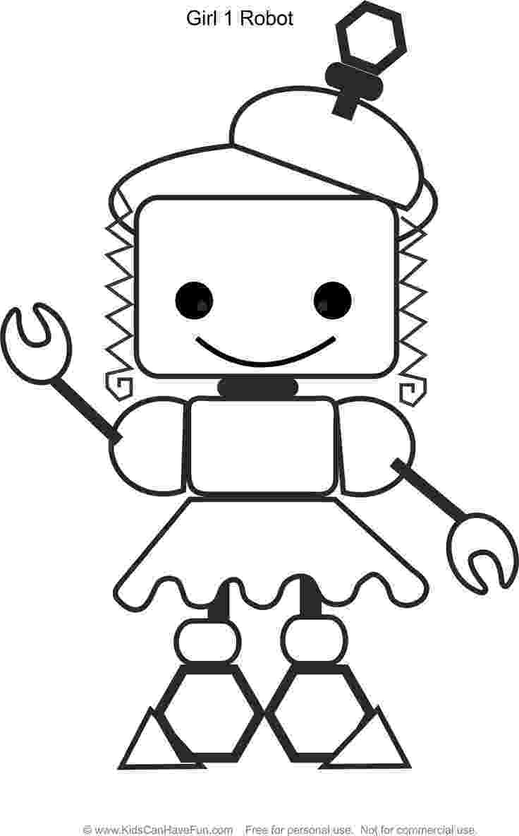 coloring page robot from future robots coloring pages and robot craft ideas coloring robot page