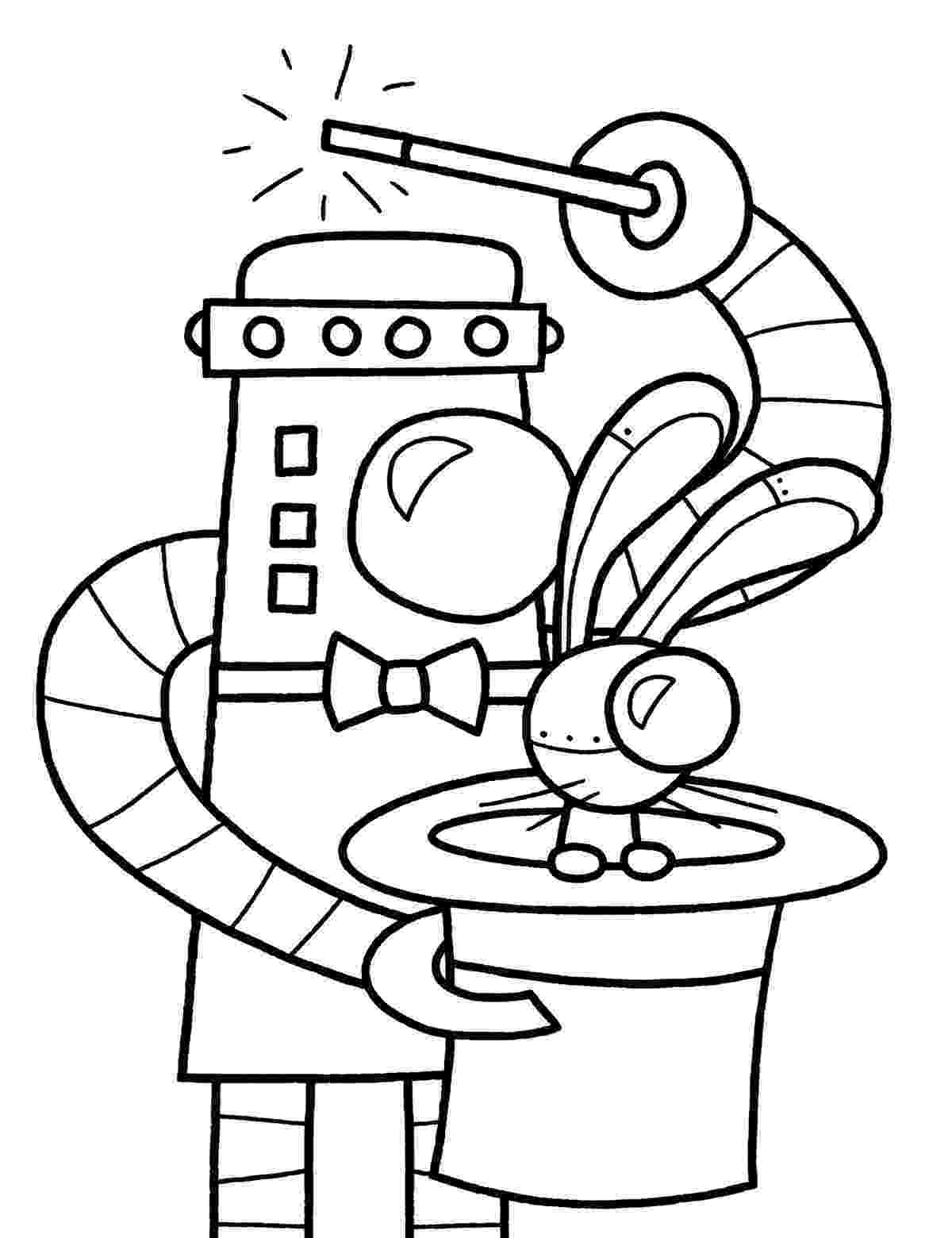 coloring page robot robot coloring pages 360coloringpages robot page coloring
