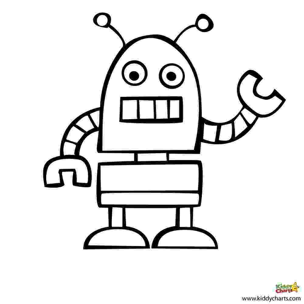 coloring page robot robot coloring pages beep beep robot coloring page