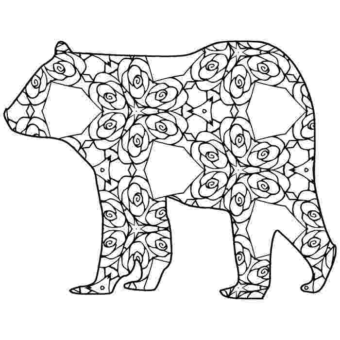 coloring pages animals free 30 free printable geometric animal coloring pages the coloring animals free pages