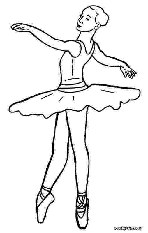 coloring pages ballerina printable ballet coloring pages for kids cool2bkids pages ballerina coloring