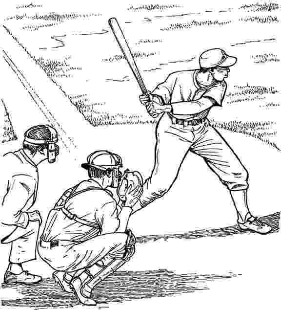 coloring pages baseball free printable baseball coloring pages for kids best coloring baseball pages