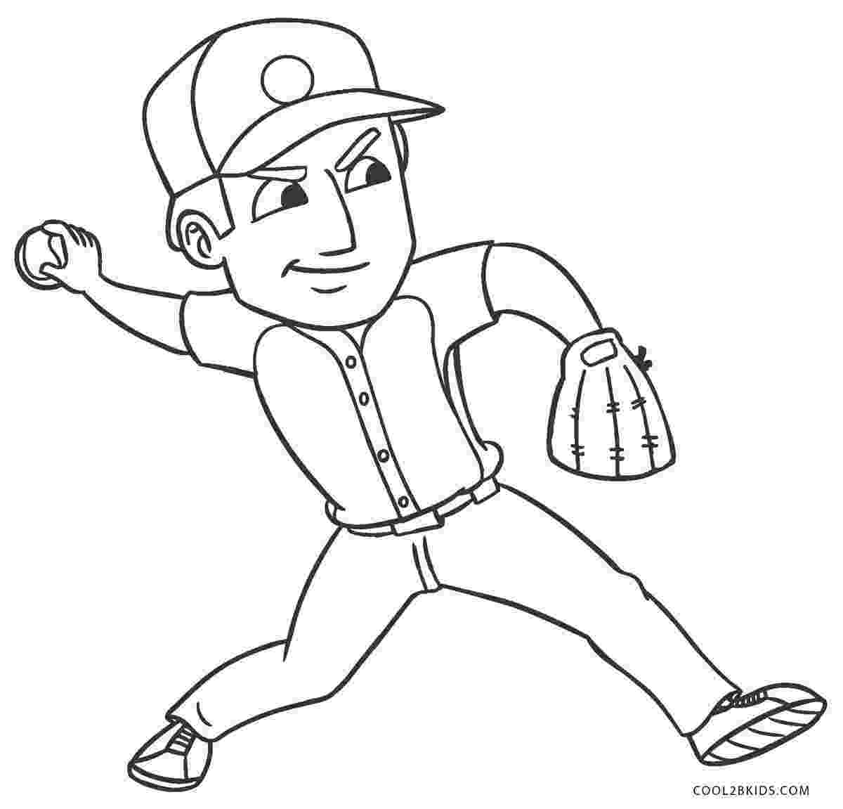 coloring pages baseball free printable baseball coloring pages for kids best pages baseball coloring
