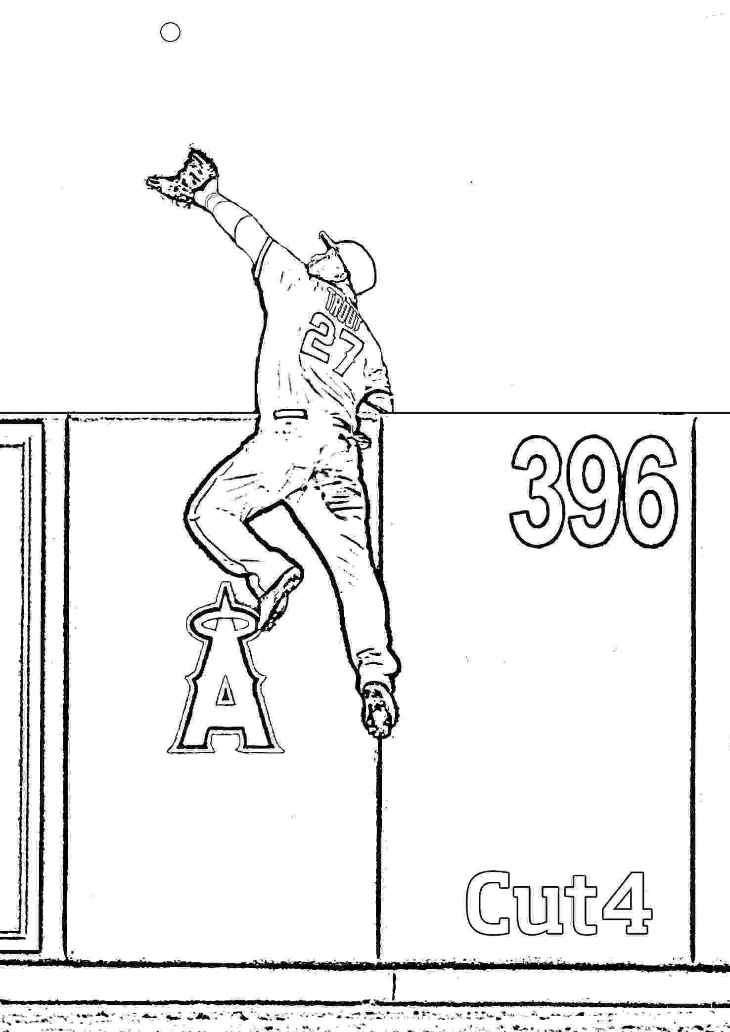 coloring pages baseball free printable softball coloring pages coloring home coloring pages baseball