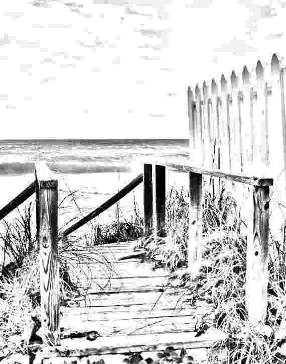 coloring pages beach scenes beach sunset coloring pages at getcoloringscom free beach coloring scenes pages