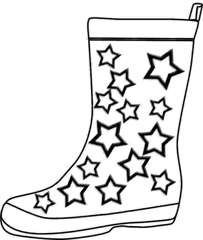 coloring pages boots autumn rain boots coloring page coloring boots pages