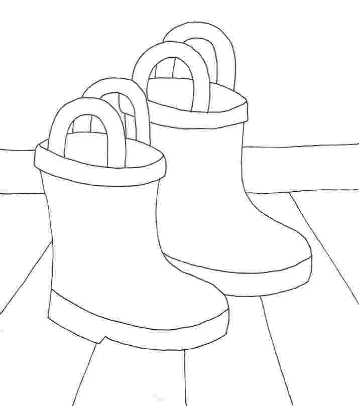 coloring pages boots nice winter boots coloring page winter boots toddler coloring boots pages