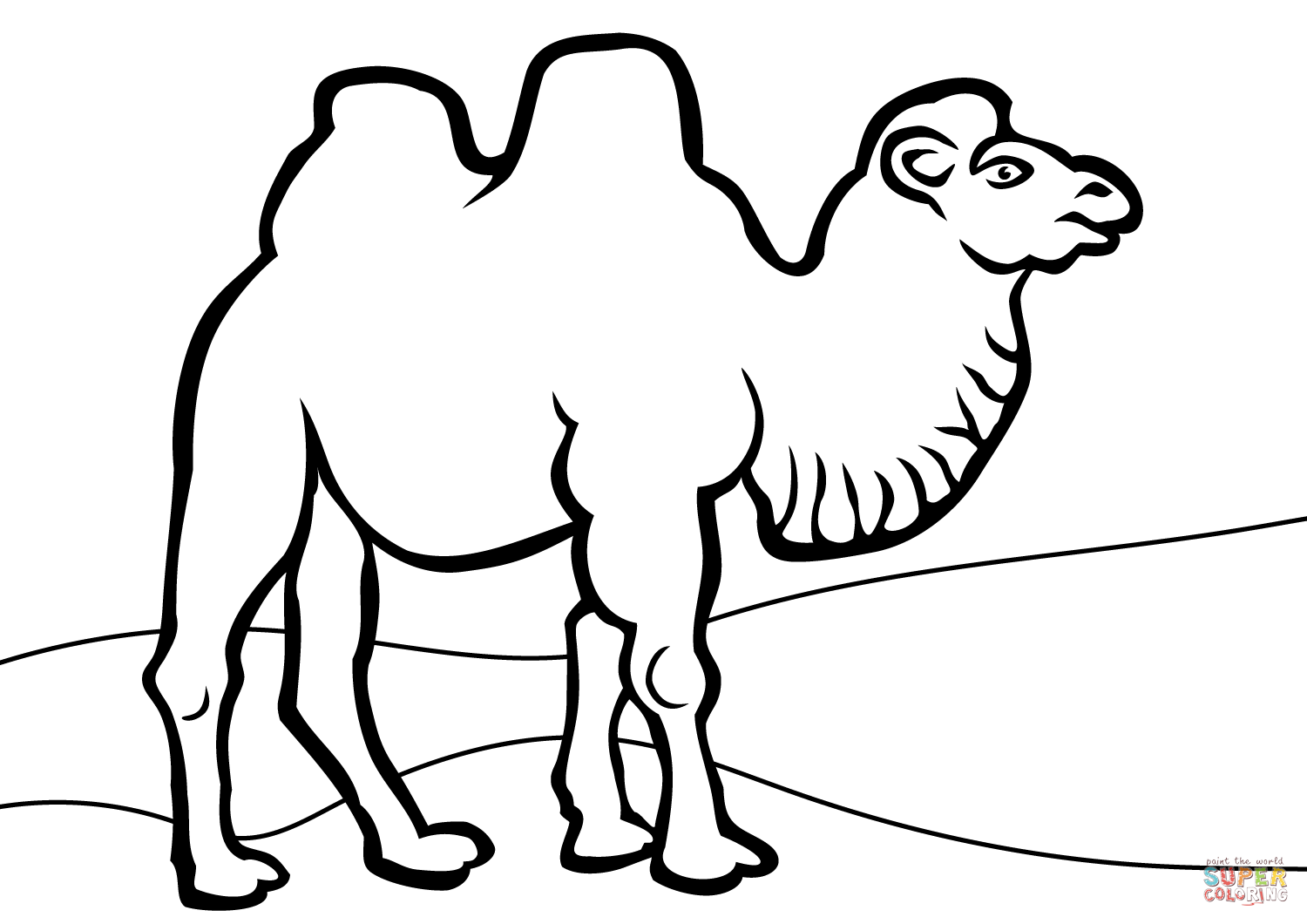 coloring pages camel free printable camel coloring pages for kids coloring camel pages