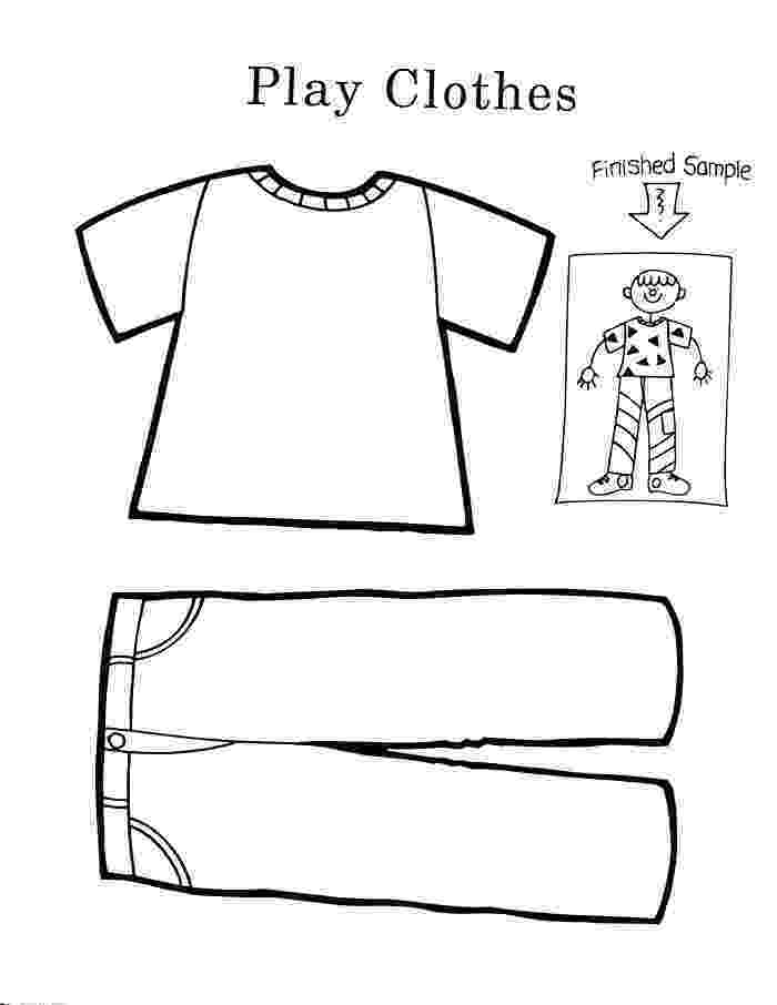 coloring pages clothes various clothes coloring page free printable coloring pages coloring clothes pages