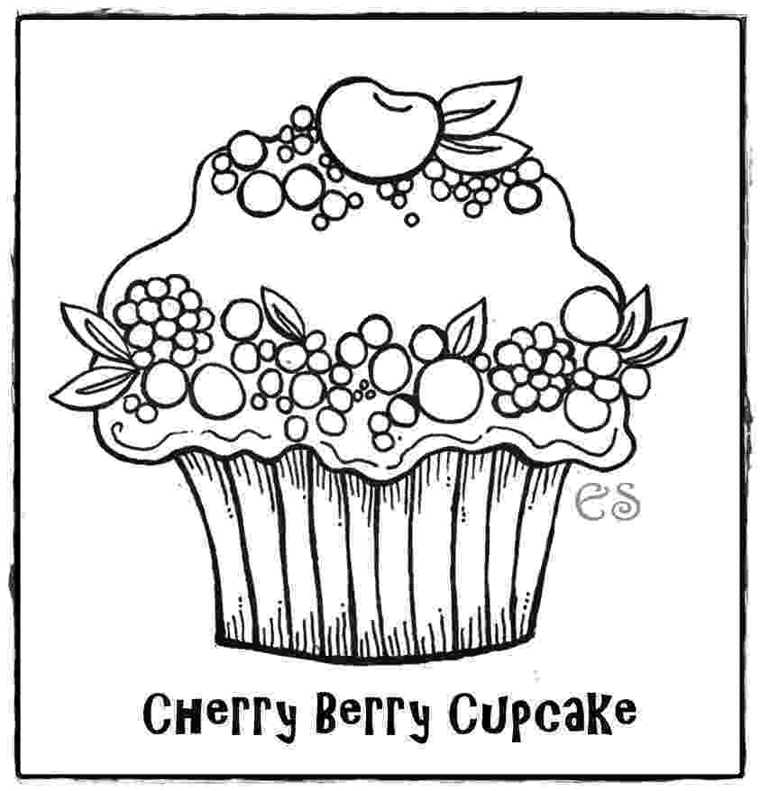 coloring pages cupcakes cupcakes coloring pages free printable pictures coloring cupcakes coloring pages
