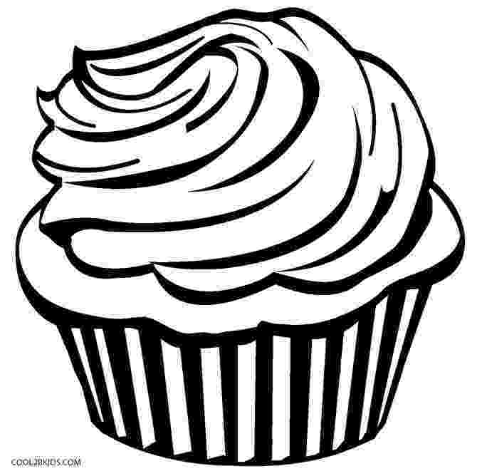 coloring pages cupcakes free printable cupcake coloring pages for kids cool2bkids coloring cupcakes pages