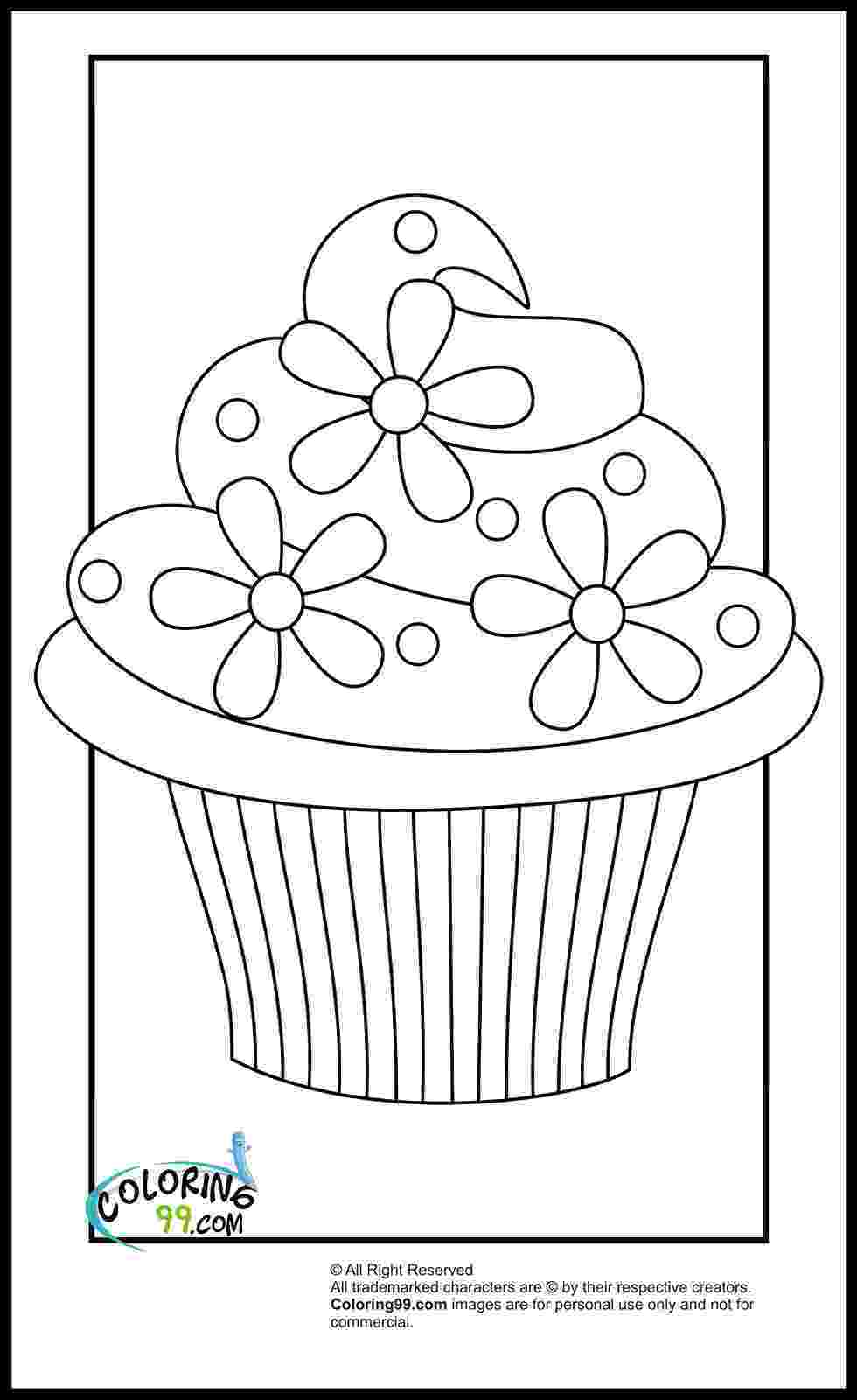 coloring pages cupcakes free printable cupcake coloring pages for kids cool2bkids coloring pages cupcakes