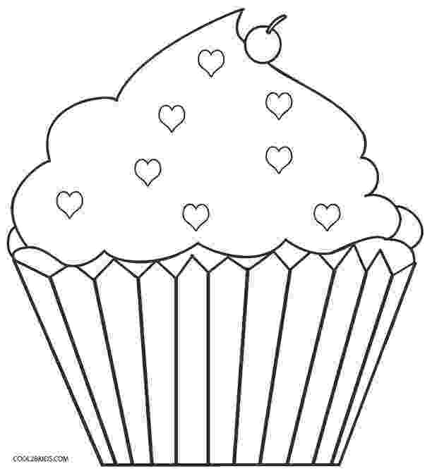 coloring pages cupcakes free printable cupcake coloring pages for kids cool2bkids coloring pages cupcakes 1 1