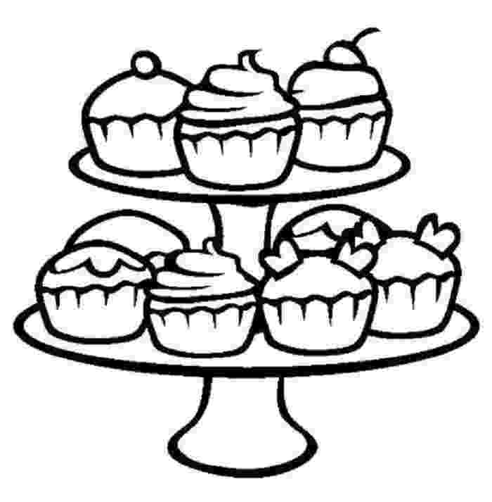 coloring pages cupcakes free printable cupcake coloring pages for kids cupcakes pages coloring