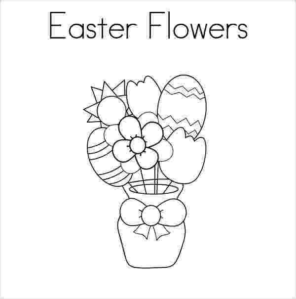coloring pages easter flowers 9 easter coloring pages printable jpg psd eps format flowers coloring easter pages