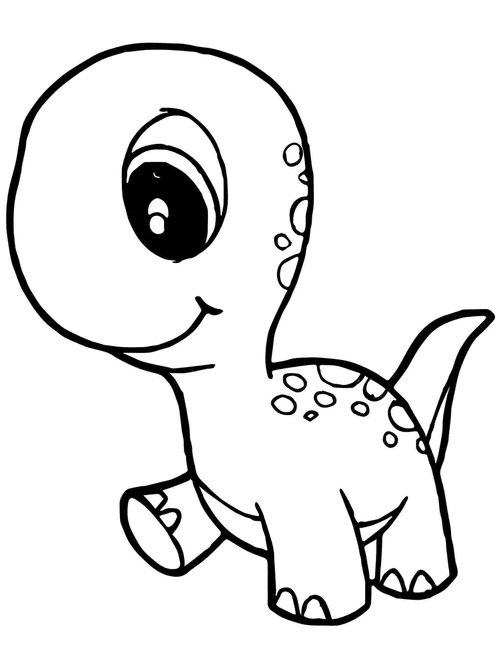 coloring pages easy dinosaurs to download ba dinosaurs kids coloring pages easy coloring pages