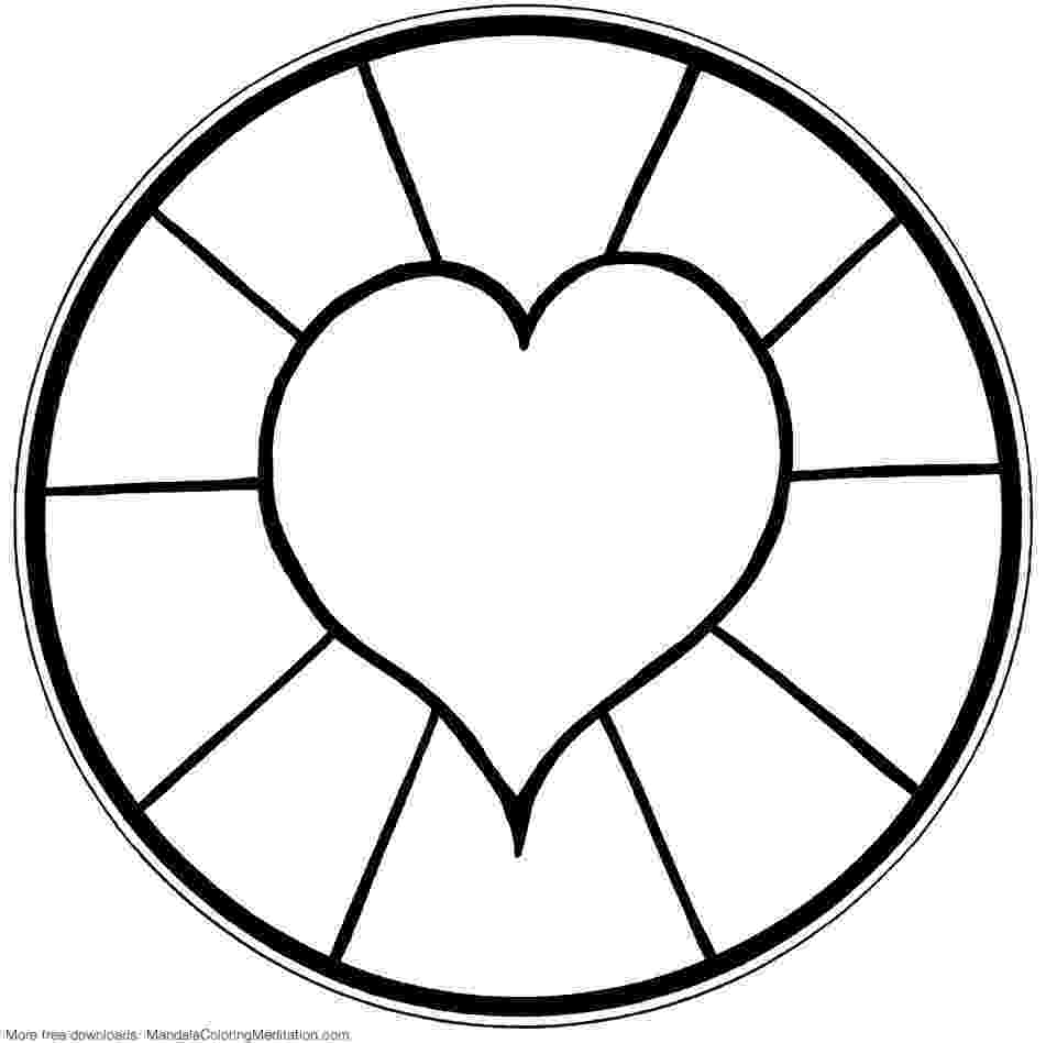 coloring pages easy simple mandala coloring pages download and print for free pages easy coloring