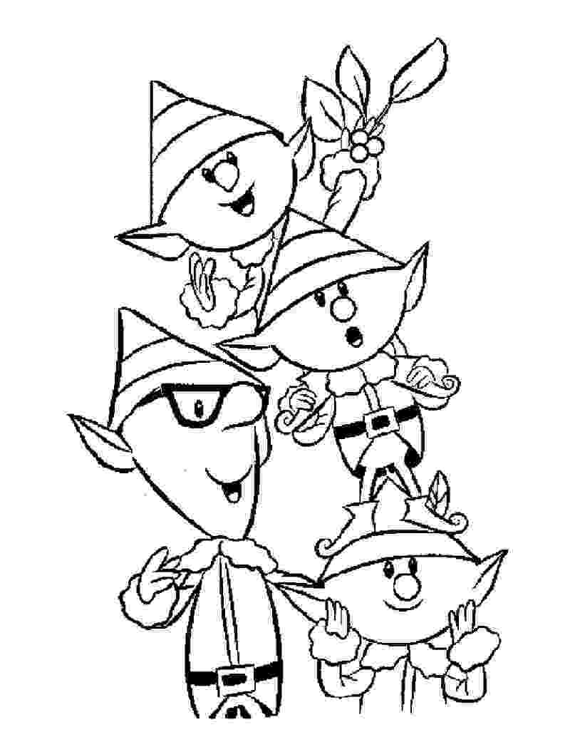 coloring pages elves elf coloring pages free download on clipartmag coloring pages elves