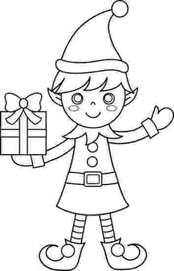 coloring pages elves elves on the shelf coloring page free printable coloring elves coloring pages