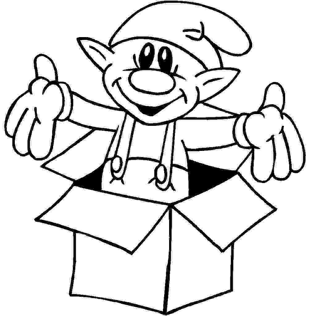coloring pages elves free printable elf coloring pages for kids elves pages coloring