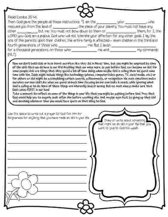 coloring pages for 8th graders daily devotional on the ten commandments ideal for 4th 8th graders pages coloring for
