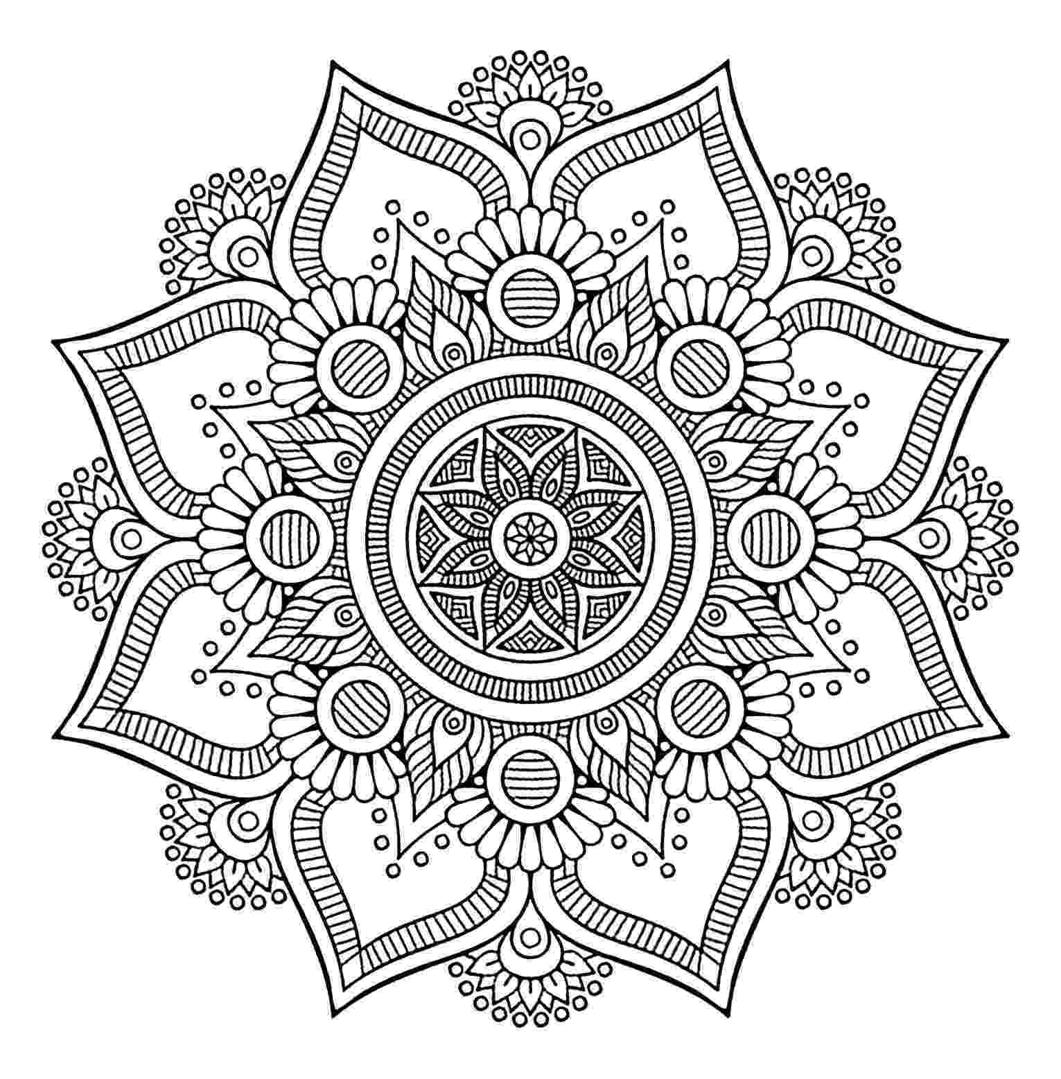 coloring pages for adults mandala 20 free printable mandala coloring pages for adults mandala for pages adults coloring
