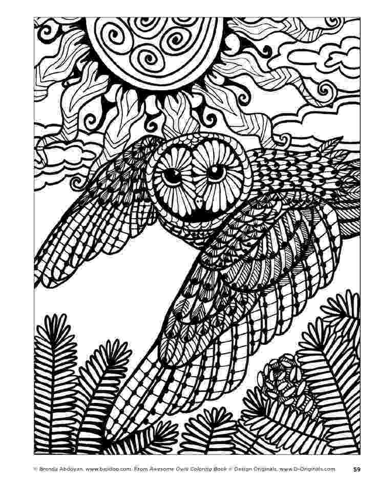 coloring pages for adults with owls 259 best kleurplaten owls images on pinterest owls owls pages coloring adults with for