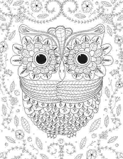 coloring pages for adults with owls owl coloring pages for adults free detailed owl coloring adults for pages owls coloring with