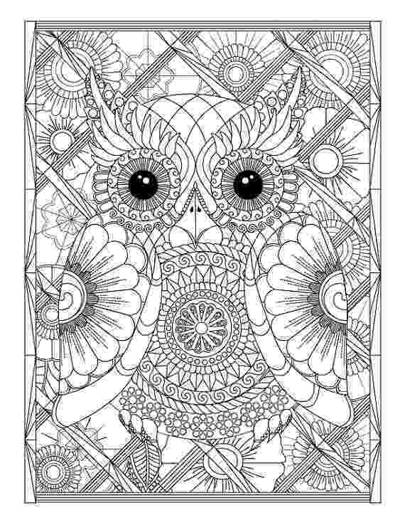 coloring pages for adults with owls owl coloring pages for adults free detailed owl coloring adults pages with owls for coloring