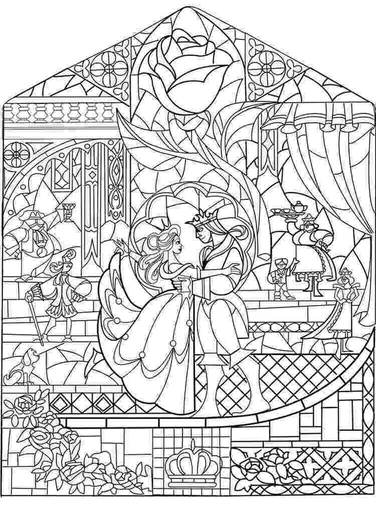 coloring pages for beauty and the beast beauty and the beast disney coloring pages for adults and pages beauty for the coloring beast